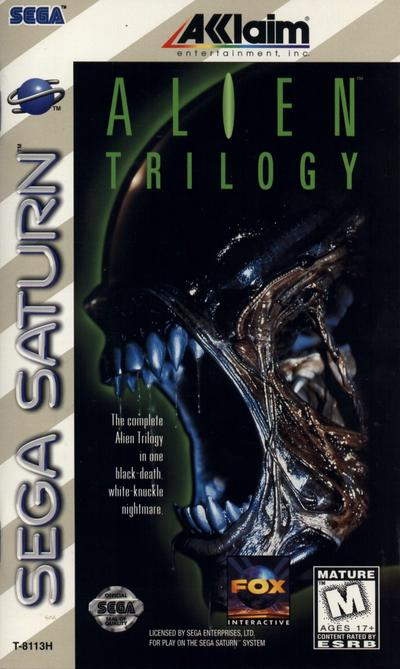 Alien trilogy (usa)